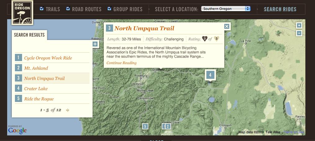 Fantastic google map integration web design from ride oregon fantastic google map integration web design from ride oregon gumiabroncs Images
