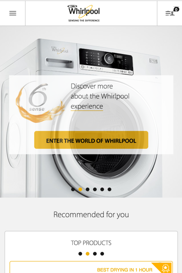 Foundation | Whirlpool